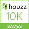 10K Saves on Houzz